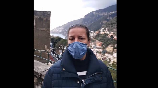 Positano, Rosa Cinque ci parla del suo nuovo progetto legato al food