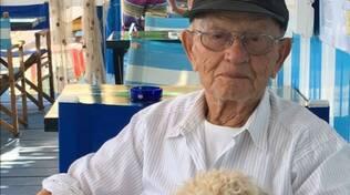 Positano, se n'è andato un pezzo di storia: all'età di 94 anni ci lascia Ferdinando Rispoli, detto Birrante, dello stabilimento a Fornillo