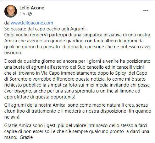 post acone
