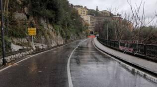 Riaperta Via Capo, ripristinata la normale viabilità tra Sorrento e Massa Lubrense