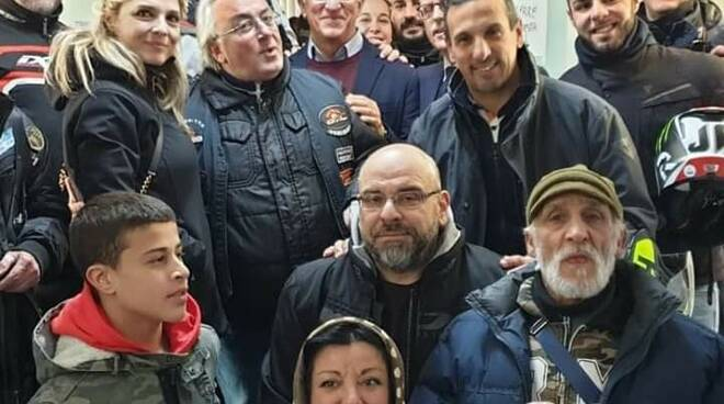 """Salerno, si rinnova l'annuale appuntamento della """"MotoBefana Biker"""", giunta alla sua 22^ edizione"""