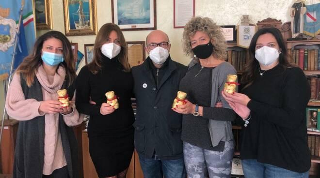 Sant'Agnello brindisi di inizio anno con Lello Pane