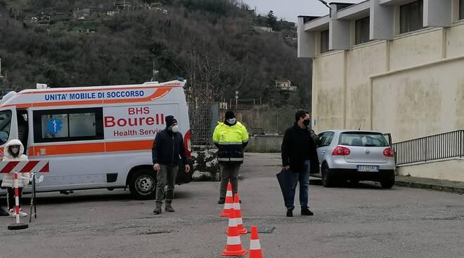 Sant'Agnello, continua lo screening ai Colli di Fontanelle