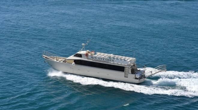 Settore turistico. Ristori per 10 milioni alle imprese di navigazione con navi minori