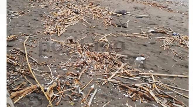 spiaggia minori 7 gennaio
