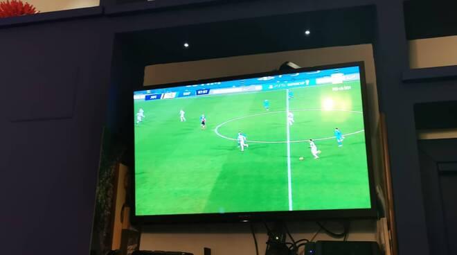 Supercoppa alla Juve sul Napoli