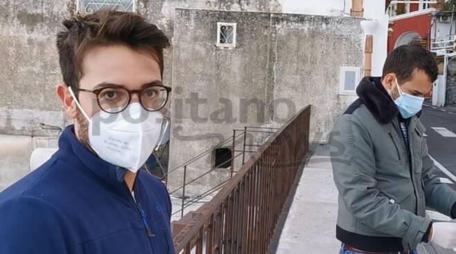 """Tortorella, medico di Maiori, intervistato da Positanonews. Al lavoro con l'Usca anche a Positano: """"La situazione non è drammatica, ma facciamo attenzione"""""""