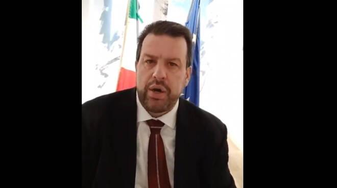 Vico Equense, il sindaco Buonocore: aumento dei positivi per l'irresponsabilità