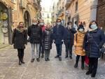 Vietri sul Mare, l'assessore della Regione Campania Armida Filippelli in visita alla città