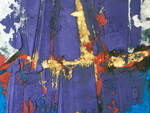 4, Alfonso Coppola, 2018, Rerum, amalgama di silicio, cm. 75x75