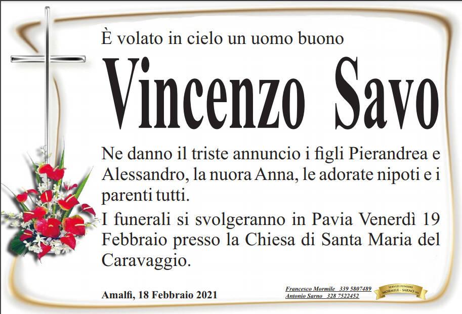 Amalfi, ci lascia Vincenzo Savo della boutique Pieralex