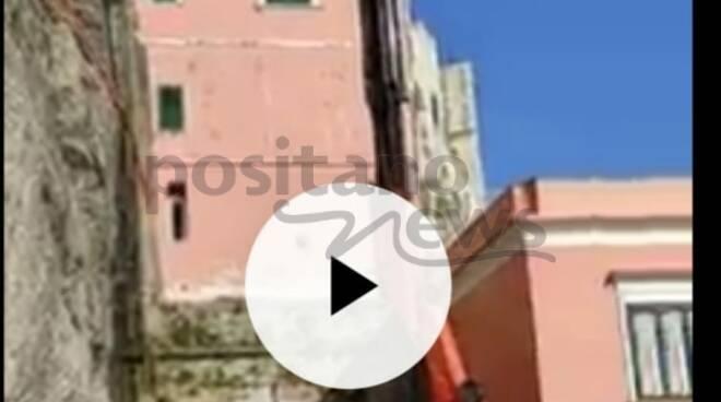 Amalfi frana domenica