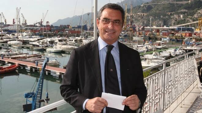 Andrea Annunziata Presidente del Porto di Napoli
