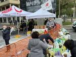 Appena conclusa l'iniziativa ecologica a Sorrento: oggi raccolti 1800 litri di olio esausto in Piazza Lauro