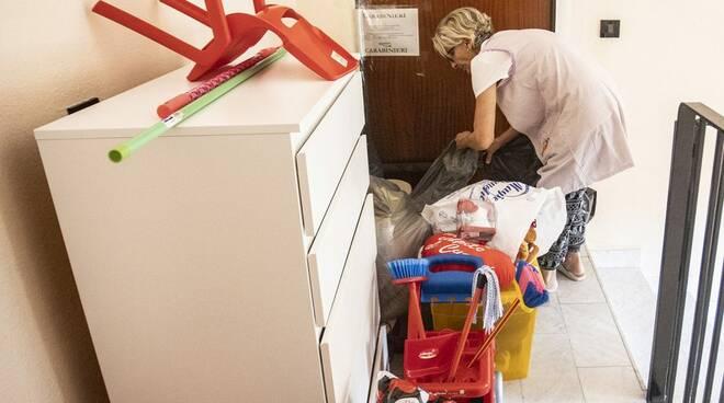 """Boscoreale, """"Non sono abusivi"""": restituita la casa a sei famiglie"""
