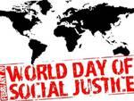 Sabato 20 Febbraio: Giornata Mondiale della Giustizia Sociale