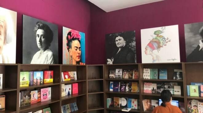 Malìa una libreria per le donne