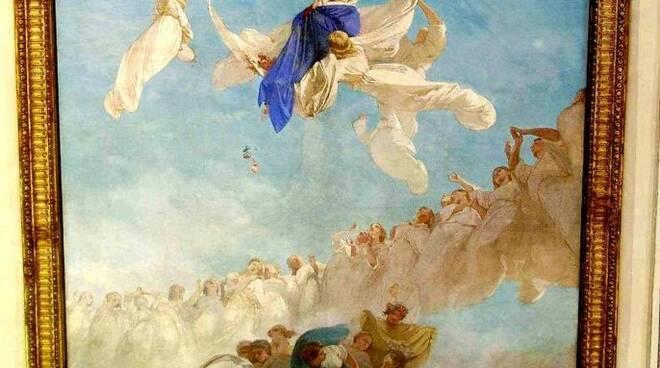 Riapre al pubblico Cappella dell\'Assunta di Palazzo Reale a Napoli
