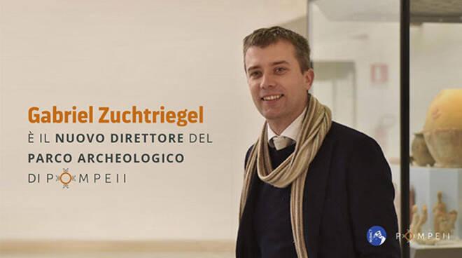 Chi è Zuchtrigel, il nuovo direttore degli scavi archeologici di Pompei