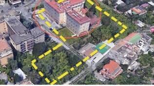 Realizzazione dell'Ospedale Unico della Penisola Sorrentina.
