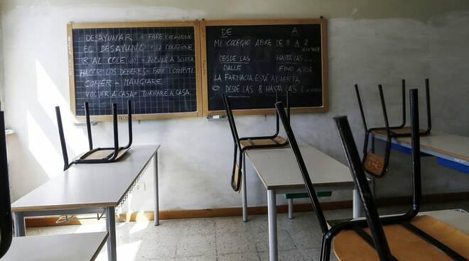 Cava de' Tirreni, ordinanza di chiusura per il plesso scolastico di San Nicola
