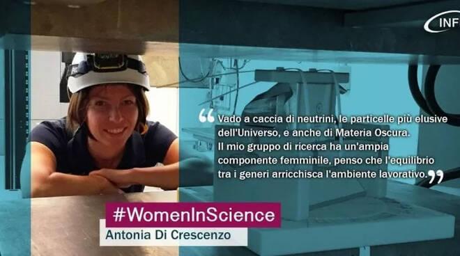 Cetara, Antonia Di Crescenzo si fa onore nel campo della ricerca di Fisica Nucleare