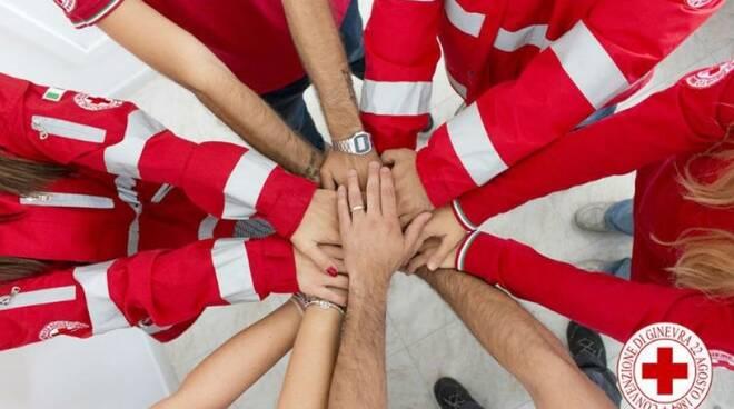 """Comincia oggi a Positano il corso """"I CARE"""" dei Volontari della Croce Rossa Italiana"""
