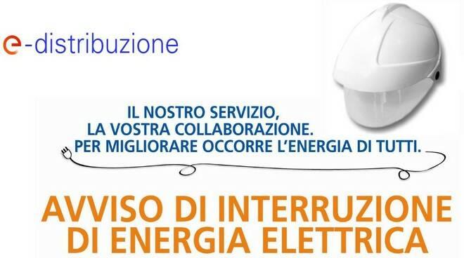 Costiera Amalfitana, venerdì 26 febbraio interruzione dell'energia elettrica: ecco dove
