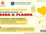 """CRI – Costa Amalfitana: """"Dona per il plasma per combattere il Covid"""""""
