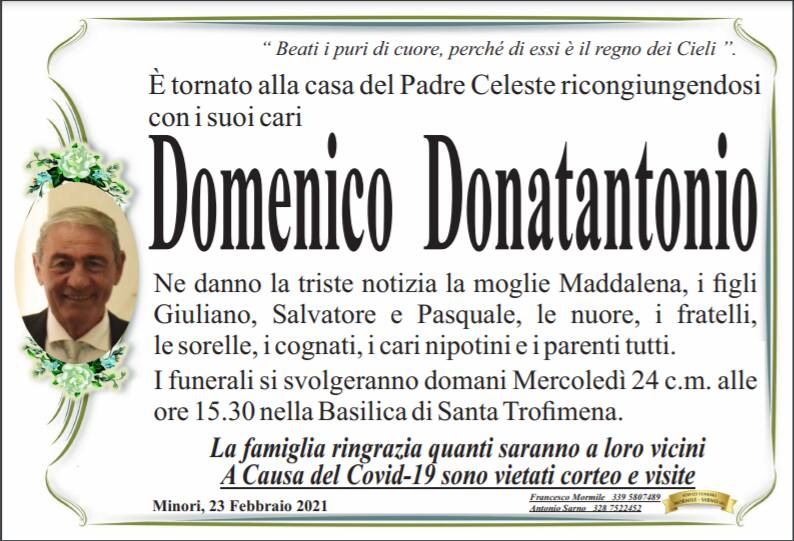 Domenico Donatantonio