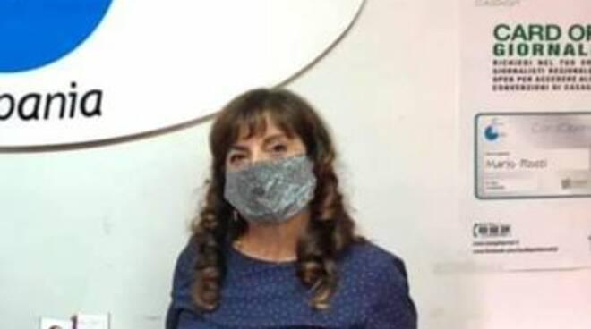 Dora Chiariello, giornalista gastronomica
