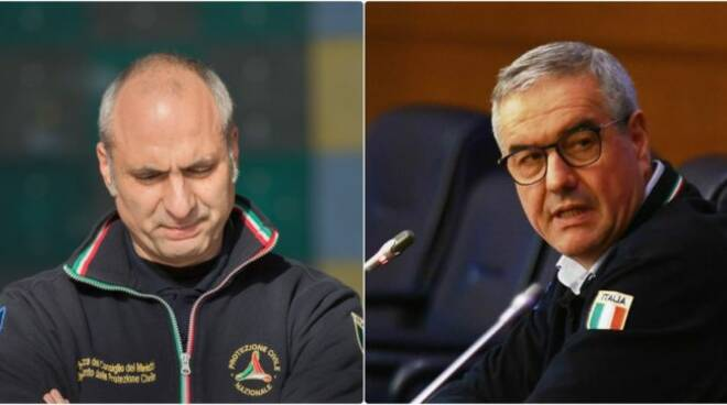 Fabrizio Curcio torna al vertice della Protezione civile: il premier Mario Draghi sostituisce Angelo Borrelli