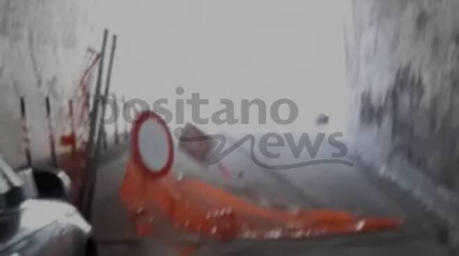 Frana ad Amalfi, dopo due settimane tutto fermo. Inchiesta Procura anche a Ravello. Reportage di Positanonews