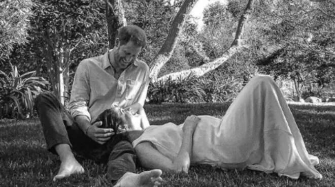 Harry e Meghan in attesa del secondo figlio: l'annuncio è un omaggio a Diana