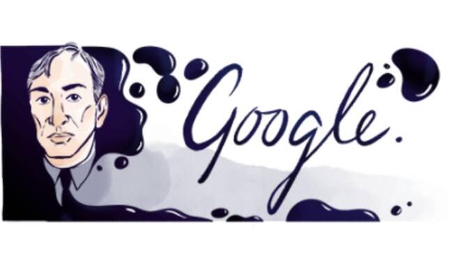 Il Doodle di Google di oggi celebra il 131esimo anniversario dalla nascita di Boris Pasternak