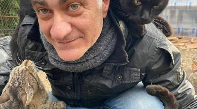 Il presidente dell'associazione animalista Scar, Salvatore Astarita, lancia il progetto Sorrento Pet Friendly per la ripresa turistica post Covid