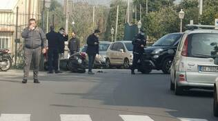 Incidente a Sant'Agnello. Traffico sul Viale dei Pini
