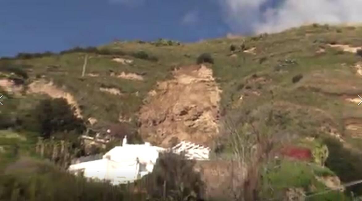 L'isola d'Ischia continua a franare. La denuncia di Gennaro Savio