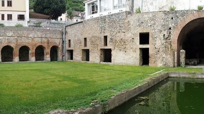 La Villa romana di Minori (SA) verso un esteso restauro.