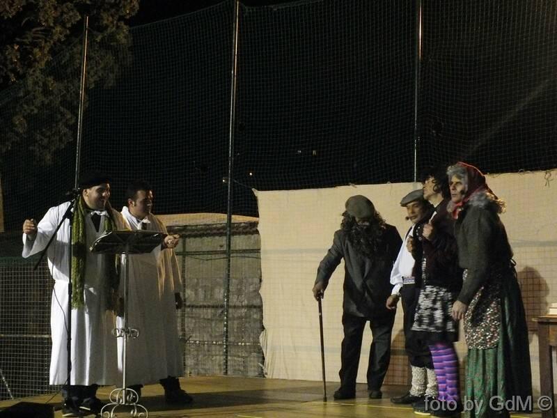La Zeza a Montepertuso, 10 febbraio 2013