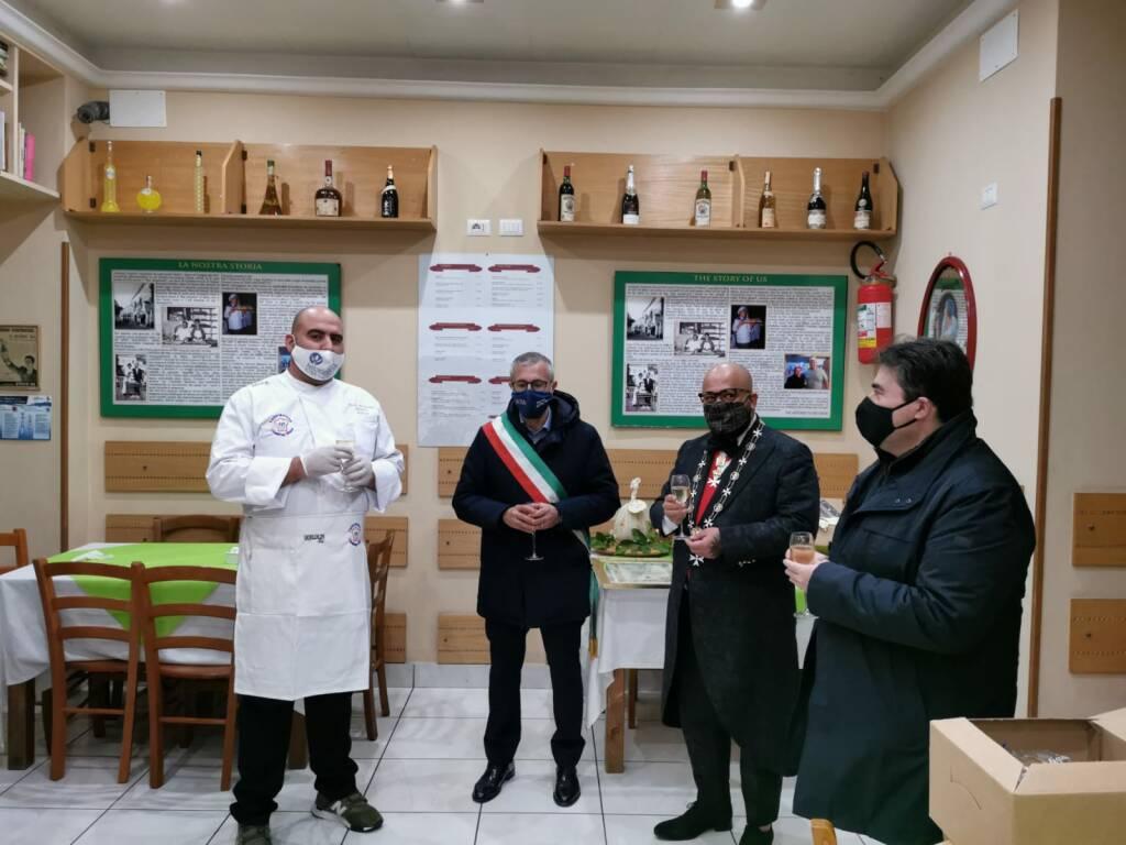 Meta, la Federazione Cooking Show premia il Ristobar Antonietta