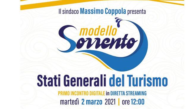 Modello Sorrento, si parte. Presentazione degli Stati Generali del Turismo