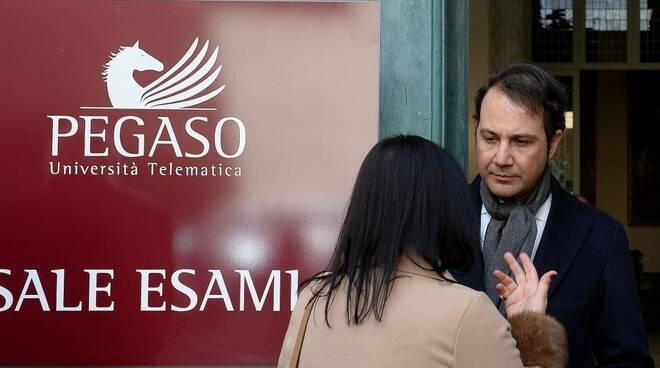 Napoli, la Procura ha aperto un'inchiesta sui vertici dell'Università telematica Pegaso
