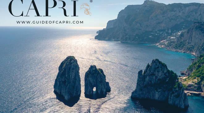 """New entry nel mondo del web: in rete dal 1° marzo il portale """"Guide of Capri"""