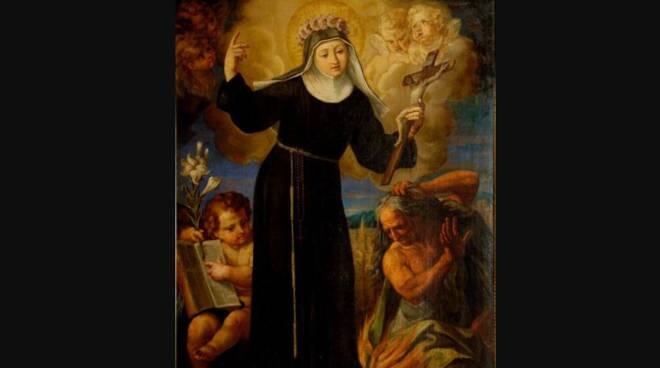 Oggi la Chiesa festeggia Beata Rosa da Viterbo