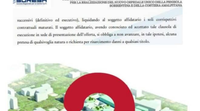 Ospedale Unico Penisola Sorrentina