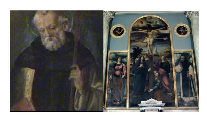 Piano di Sorrento, brevi cenni storici di Sant'Antonino Abate nella Cappella di San Nicola.