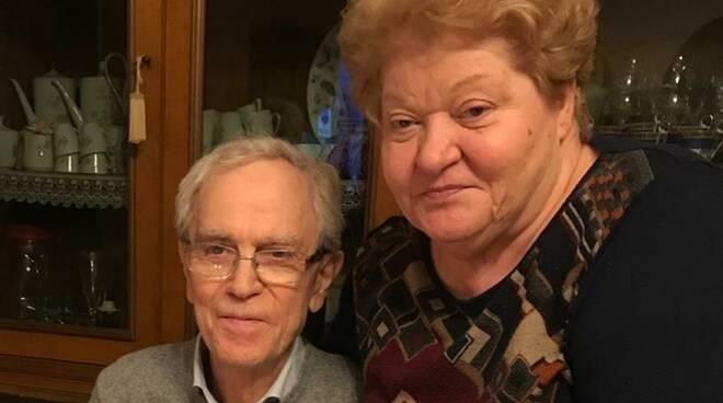 Piano di Sorrento in festa per i 50 anni di matrimonio di Elvira Quarello e Sandro