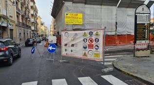 Piano di Sorrento: Via Bagnulo chiusa per lavori fino a sabato