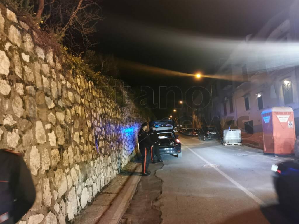 Piano di Sorrento, via Cavone, buche killer: grave una ragazza